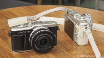 Olympus E-PL9 Hands-On Review