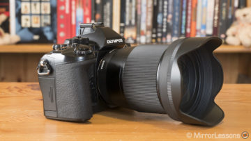 sigma 16mm 1.4 review micro four thirds