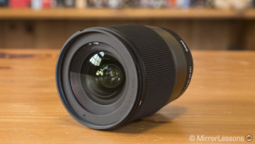 sigma 16mm 1.4 review