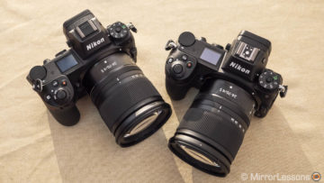 Nikon Z6 and Z7 Review – First Impressions