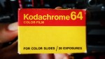 The Last Roll of Kodachrome by Steve McCurry, now a documentary by National Geographic