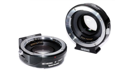 Metabones Speed Booster: more than just an adapter…